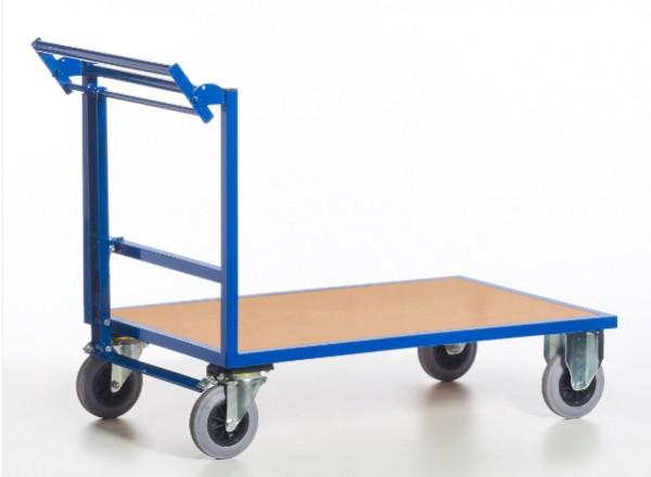 ROLLCART Schiebebügelwagen mit Totmannbremse