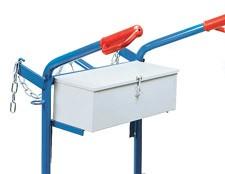 Fetra 51060 Werkzeugkasten, abschließbar