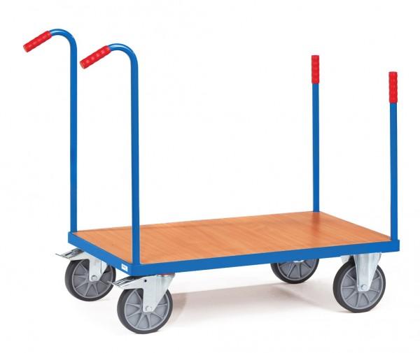 Fetra Rungenwagen mit Holzplattform bis 600 kg