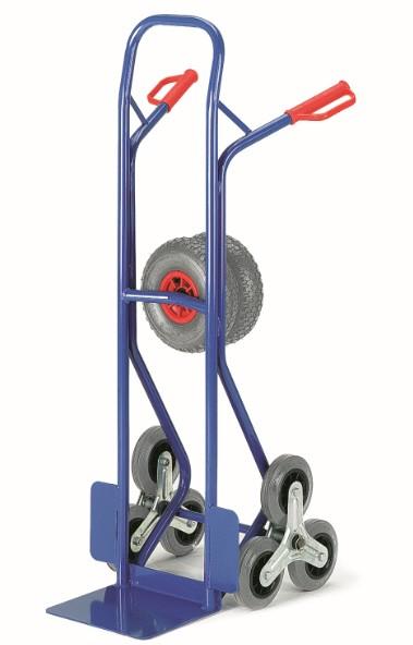ROLLCART 20-9855 Treppenkarre Wechselräder, 150 kg Tragkraft