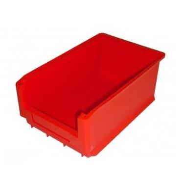 ROLLCART 01-5320 Sichtlagerkasten, 23 Liter Inhalt