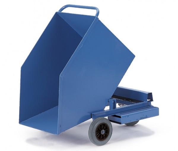 ROLLCART Blechkastenwagen, 300 kg Tragkraft