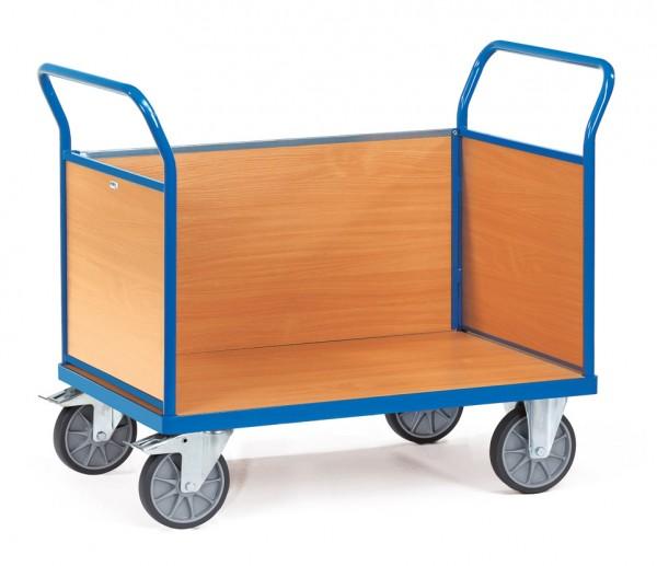Fetra Dreiwandwagen aus Holz bis 600 kg