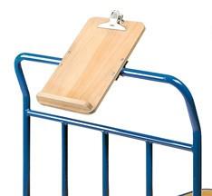 Fetra Schreibtafel DIN A4, aus Holz