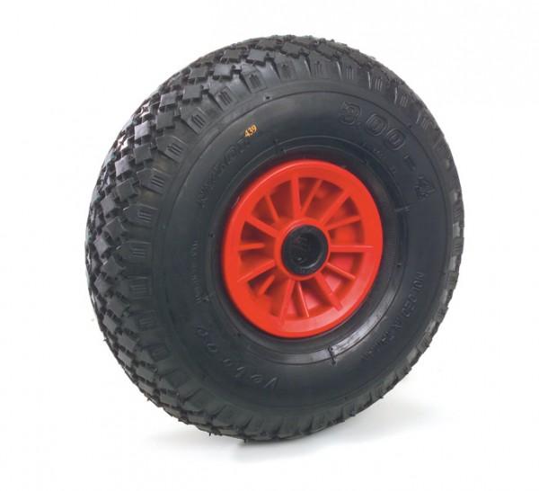 Fetra PU-Räder auf Kunststoff- oder Stahlblechfelgen