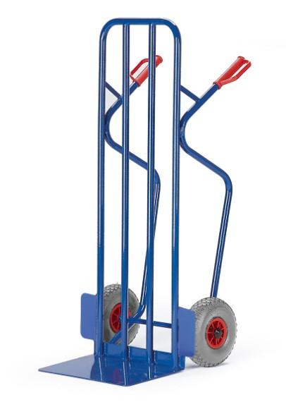 ROLLCART Breite Stapelkarre, 250 kg Tragkraft
