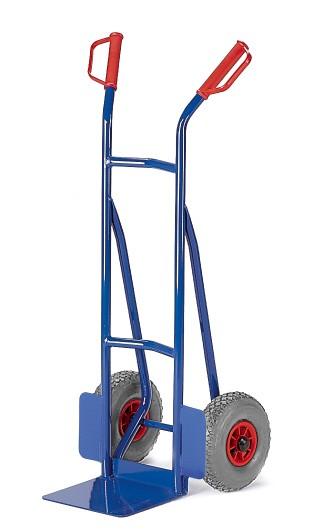 ROLLCART Kleine Stapelkarre, 200 kg Tragkraft