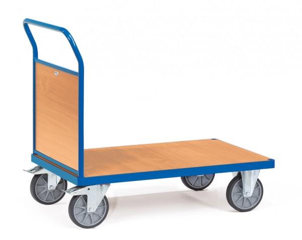 Fetra Stirnwandwagen mit Holzplattform bis 600 kg