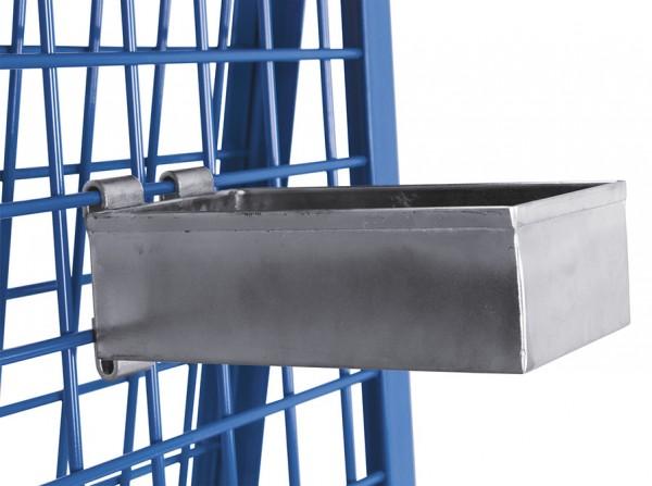 VARIOfit Materialkasten, verzinkte Ausführung